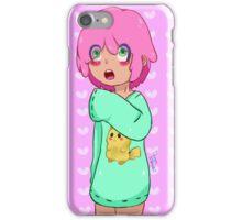 Cute Anime Girl iPhone Case/Skin
