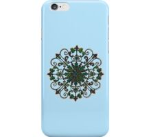 Wrought Iron pattern  iPhone Case/Skin