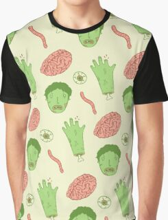 Zombie party Graphic T-Shirt