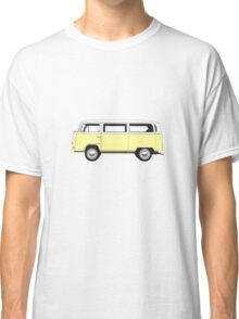 Tin Top Early Bay standard pale yellow and  white Classic T-Shirt