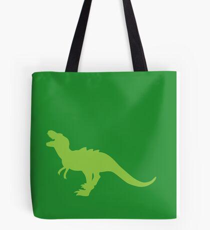 DINOSAUR Tyrannosaurus roaring! Tote Bag