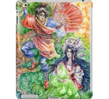 Earth and Fire - Destined iPad Case/Skin