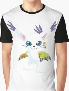 Gatomon Graphic T-Shirt
