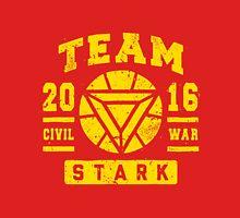 Teamstark war Unisex T-Shirt