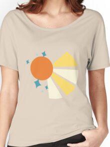 My little Pony - Sunburst Cutie Mark Women's Relaxed Fit T-Shirt