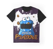 American Psycookie Graphic T-Shirt