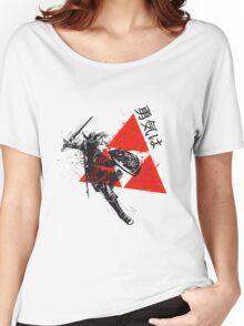 Legend of Zelda Triforce Women's Relaxed Fit T-Shirt