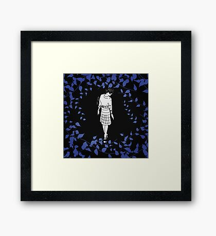 Dance in the Woods Framed Print
