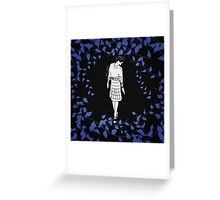 Dance in the Woods Greeting Card