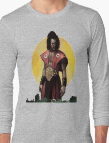 The Last Dragon - Sho Nuff Long Sleeve T-Shirt