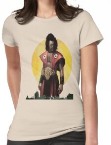 The Last Dragon - Sho Nuff Womens Fitted T-Shirt