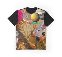 Bunny Comrades Graphic T-Shirt