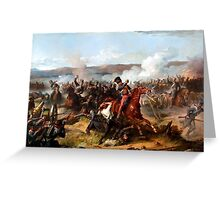 Thomas Jones Barker - Charge of the Light Brigade Greeting Card