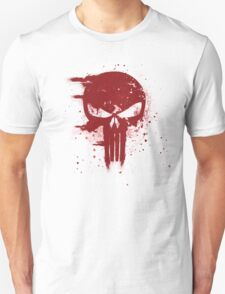 The Punisher Blood T-Shirt