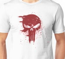 The Punisher Blood Unisex T-Shirt