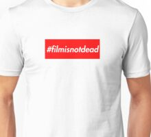 #filmisnotdead (Supreme Style) Unisex T-Shirt
