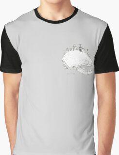 Bat skull Graphic T-Shirt