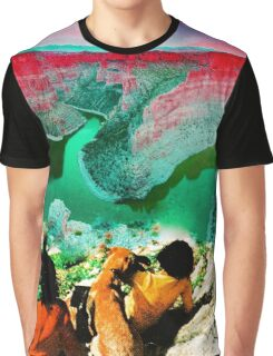 Wonderful Cliff Graphic T-Shirt