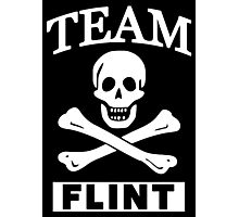 Team Flint Photographic Print