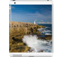 Portland Bill, Dorset, England. iPad Case/Skin