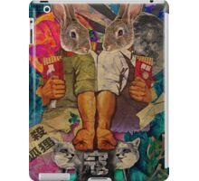 Kill the Fox! iPad Case/Skin