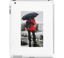 The Red Coat iPad Case/Skin