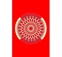 gyre - red apple Photographic Print