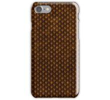 Bronze Dragon Scales iPhone Case/Skin