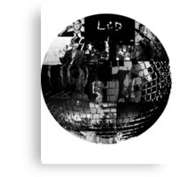 LCD Soundsystem - Disco ball Canvas Print