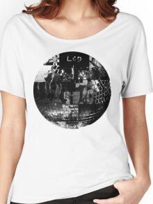 LCD Soundsystem - Disco ball Women's Relaxed Fit T-Shirt