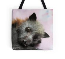 Angel - Grey-headed flying fox Tote Bag