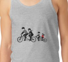 Family sunday is a fun day Tank Top