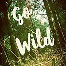 Go wild! by Sybille Sterk