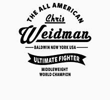 Chris Weidman Unisex T-Shirt