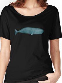 Sperm whale Women's Relaxed Fit T-Shirt