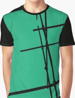 Scaffolding Graphic T-Shirt