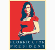 Florrick For President T-Shirt Women's Fitted Scoop T-Shirt