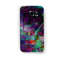Dissection of a bottle brush Samsung Galaxy Case/Skin