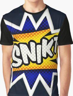 SNIKT Graphic T-Shirt