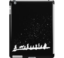 fellowship under starry sky iPad Case/Skin
