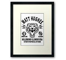 Matt Hughes Framed Print