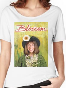 Blossom Women's Relaxed Fit T-Shirt