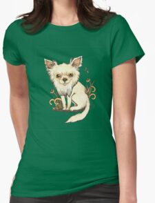 Basil Womens Fitted T-Shirt