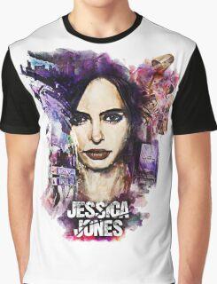 Jessica Jones Graphic T-Shirt