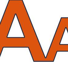 Auburn Alabama Periodic Table Zip Code University Area Code Sticker