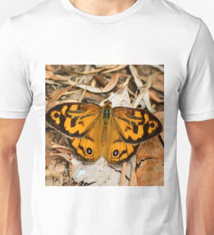 Common Brown Butterfly Unisex T-Shirt
