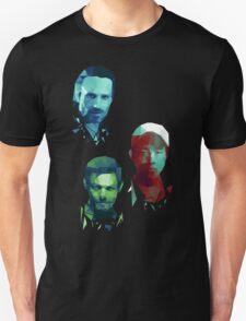 The Walking Dead Rick, Daryl and Glenn Unisex T-Shirt