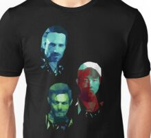 The Walking Dead Rick, Daryl and Glenn Unisex T-Shirt