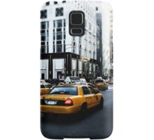 New York 5th Avenue Samsung Galaxy Case/Skin