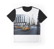 New York 5th Avenue Graphic T-Shirt